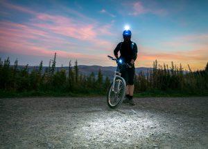 Clube Galp Bike Challenge: Luzes e equipamentos