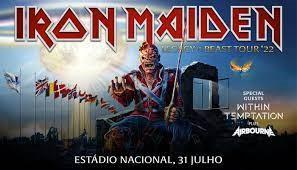 Iron Maiden: Legacy of the Beast Tour