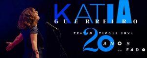 Katia Guerreiro: 20 anos de Fado