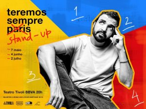 teremos sempre stand-up
