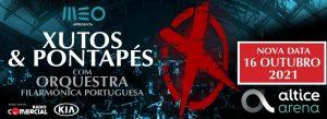 Xutos & Pontapés com Orquestra Filarmónica Portuguesa