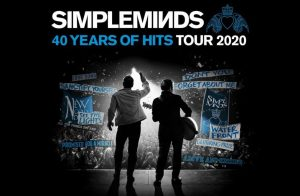 Simple Minds: 40 years of hits