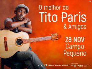 O melhor de Tito Paris & Amigos