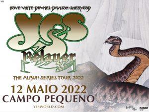 Yes: The Album Series Tour 2022